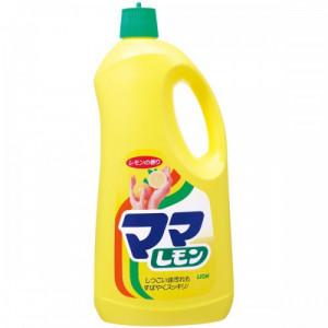 Sidrunilõhnaline nõudepesuvahend Lion Mama Lemon 2150 ml