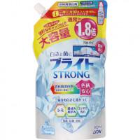 """Lion """"Bright Strong"""" hapnikupõhine plekieemaldaja antibakteriaalse toimega täitepakend 900ml"""