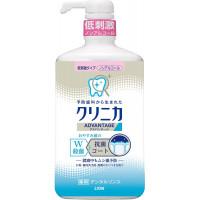 Lion Clinica Dental Advantage antibakteriaalne suuloputusvesi, tsitruse maitsega, alkoholivaba  900ml