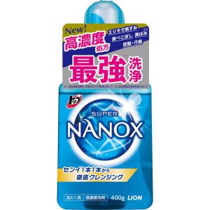 Lion Тop Super Nanox kontsentreeritud pesu pesemisgeel 400g