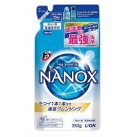 Lion Тop Super Nanox kontsentreeritud pesu pesemisgeel, täitepakend 350g