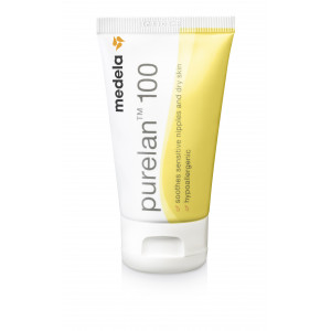 Medela Purelan™ 100 salv rinnanibude hooldamiseks 37 g 008.0009
