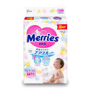 Mähkmed Merries M 6-11 kg