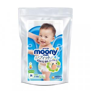Mähkmed Moony M 6-11 kg tootenäidis 3tk
