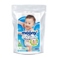Mähkmed Moony L 9-14kg tootenäidis 3tk
