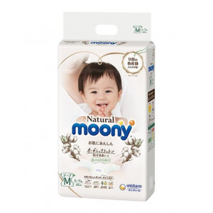 Mähkmed Moony Natural M 6-11kg