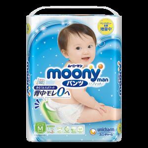 Püksmähkmed Moony PS 5-10kg 60tk