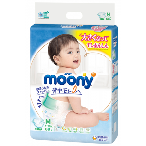 Mähkmed Moony M 6-11kg