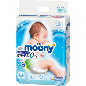 Mähkmed Moony New born 0-5kg