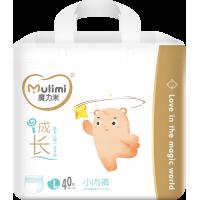 Püksmähkmed Mulimi L 9-14kg 40tk