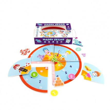 PicnMix 112011 Hariv mäng – Nutikas kell