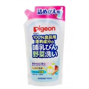 Pigeon «Yasaiarai» lutipudelite ja köögiviljade pesuvahend täitepakend 700ml