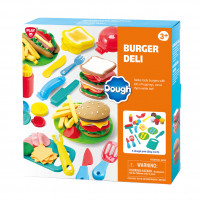 PlayGo 8330 Burger-plastiliin