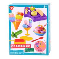 PlayGo 8312 Plastiliini komplekt jäätis