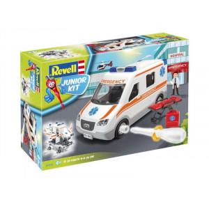 Revell 008066 Ambulance kiirabiauto mudel