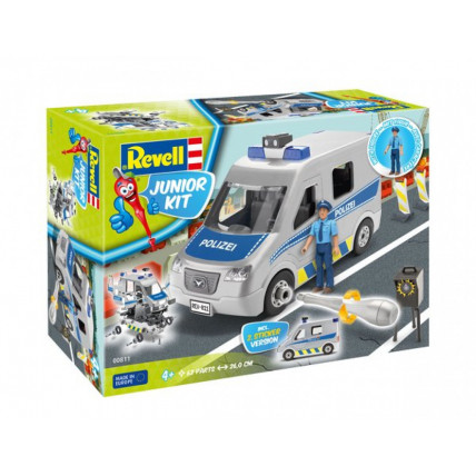 Revell 008110 Police Politseiauto mudel