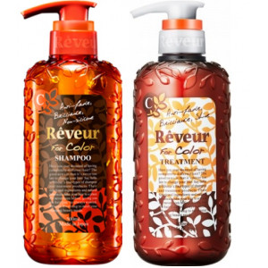 Reveur For Color Shampoo+Treatment