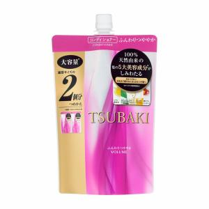Tsubaki Volume Volüümi andev palsam kamelliaõliga, SHISEIDO REFIL 660 ml