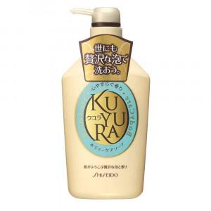 Shiseido «Kuyura» dušigeel ürtide aroomiga 550ml