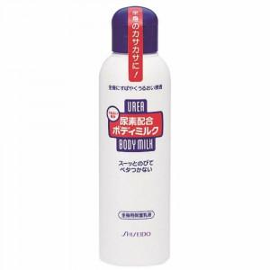 Niisutav kehapiim Urea Body Milk Shiseido 150 ml