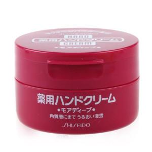 Shiseido raviv ja toitev kätekreem 100g