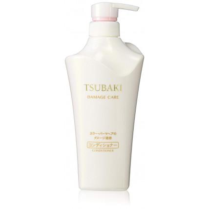 Konditsioneer kahjustatud juuste taastamiseks TSUBAKI Damage Hair, Shiseido, 500ml