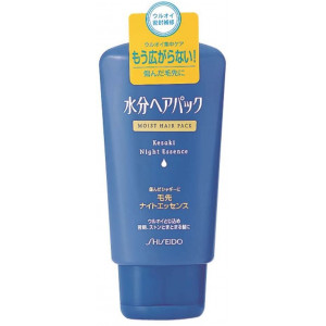 Öö mask-essents kahjustatud juustele Shiseido «Moist Hair Pack» 120 g