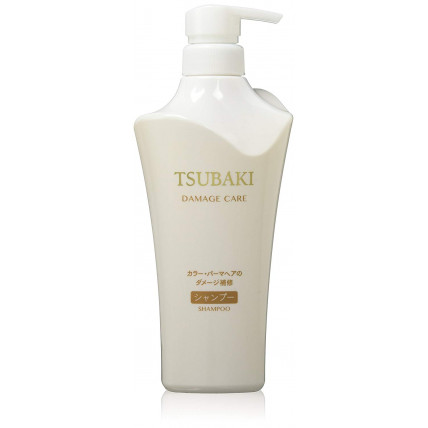 Taastav šampoon Damage Care Shampoo TSUBAKI, Shiseido, 500ml
