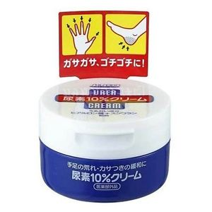 Shiseido käte- ja jalakreem karbamiidiga 100g