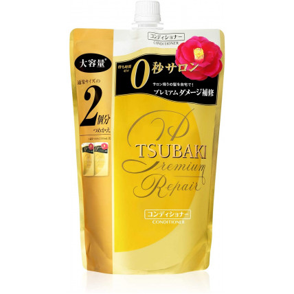 Shiseido Tsubaki Premium Repair konditsioneer, täitepakend 660ml