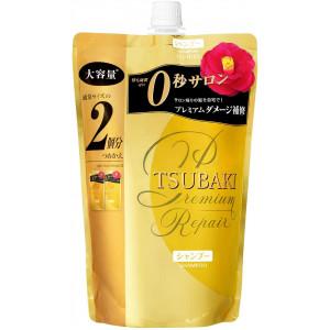 Shiseido Tsubaki Premium Repair šampoon, täitepakend 660ml