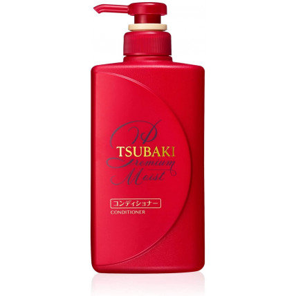Shiseido Tsubaki Moist niisutav palsam kamelliaõliga 490ml