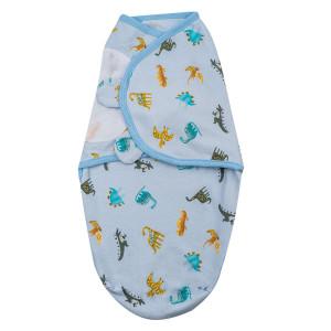 Summer Infant 553268 SwaddleMe puuvillane lina mugava une mähkimise jaoks, lastele kaaluga 3.2 kg kuni 6.4 kg