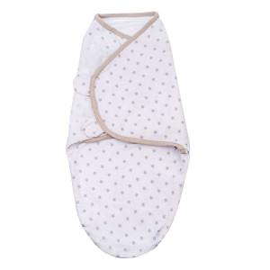 Summer Infant 578360 SwaddleMe puuvillane lina mugava une mähkimise jaoks, lastele kaaluga 3.2 kg kuni 6.4 kg