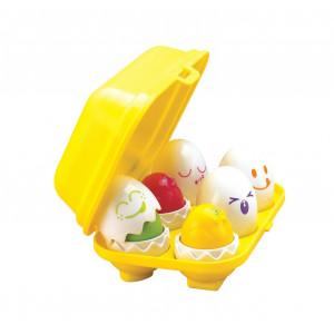 Tomy Hide and Squeak Eggs E1581Mänguasi-sorteer
