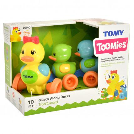 Tomy E4613 Lükatav mänguasi