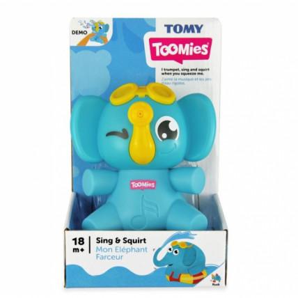 Tomy E72815 Muusikaline vannimänguasi