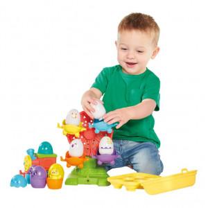 Tomy Eggventure Train 2in1 E73099 Arendav mänguasi