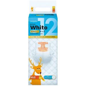 Mähkmed Whito M 6-11kg 12h 48tk