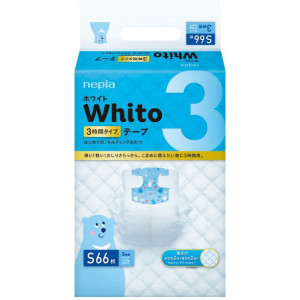 Mähkmed Whito S 4-8 kg 3h 66pc