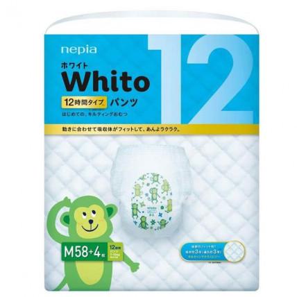 Püksmähkmed Whito PM 7-10kg 12h, 62tk