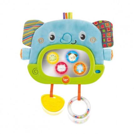 Winfun 0175 muusikaline peegliga riputatav mänguasi