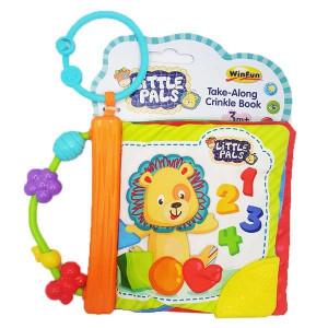 WinFun 0176 pehme mänguasi-raamat