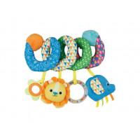 WinFun 0194 mänguspiraal lapsekärudele, vooditele ja turvahällidele