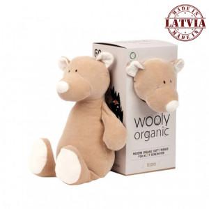 Wooly organic 00101 Suur mängukaru