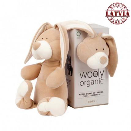 Wooly organic 00201 Suur mängukaru