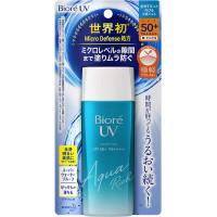 Biore UV Aqua Rich SPF 50+ veekindel, niisutav päikesekaitsegeel näole ja kehale 90ml