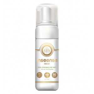 Inseense Gold universaalne vahustamisdosaatoriga geel-šampoon 160ml