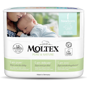 Mähkmed Moltex Pure & Nature NB 2-4kg 22tk