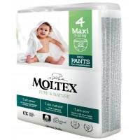 Püksmähkmed Moltex Pure & Nature 4 Maxi 7-12kg 22tk